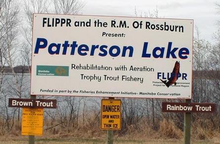 PattersonLakeSign